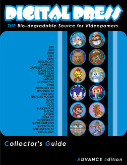 Collector's Guide Advance Cover