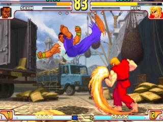Street Fighter Anniversary Collection Ps2 Digital Press Online